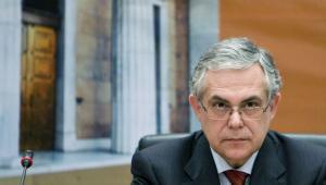 Lukas Papademos - nowy premier Grecji