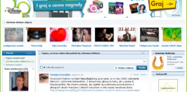 11 listopada 2006 r. wystartował odpowiednik amerykańskiego serwisu Classmates.com. Przedsięwzięcie Macieja Popowicza doprowadziło do rewolucji w polskim internecie i stało się poważnym biznesem
