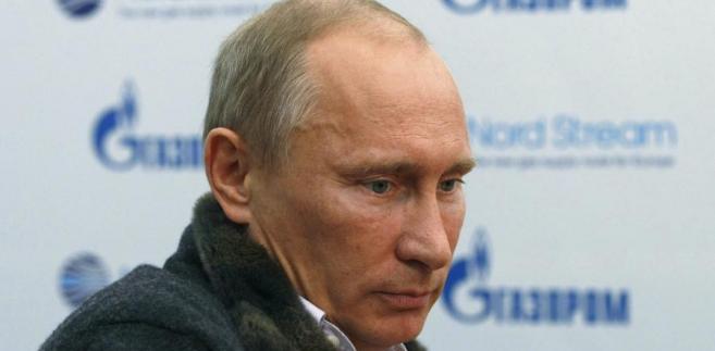 Czy za twardą polityką gazową Gazromu wobec Polski i Ukrainy stoi Władimir Putin?
