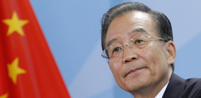 Premier Chin Wen Jiabao