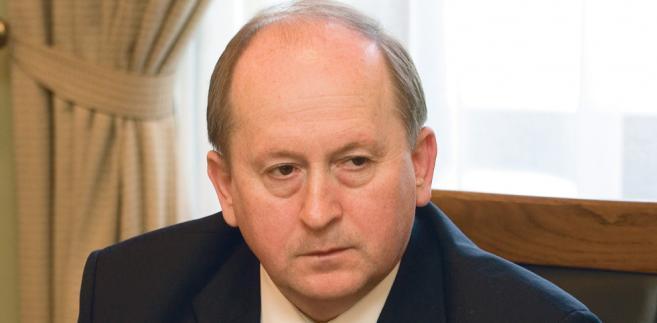 Krzysztof Pietraszkiewicz – prezes Związku Banków Polskich