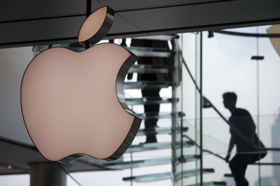 Logo Apple'a