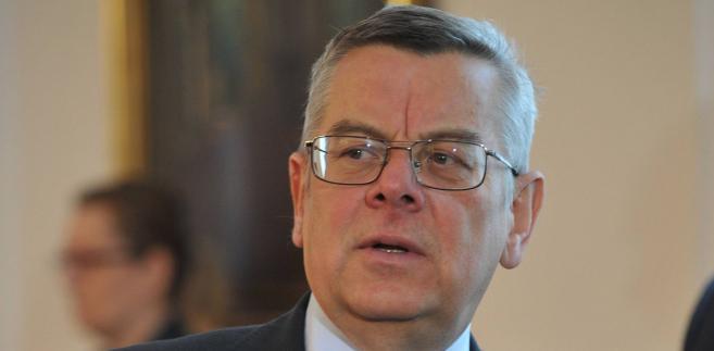 Doradca prezydenta Tomasz Nałęcz