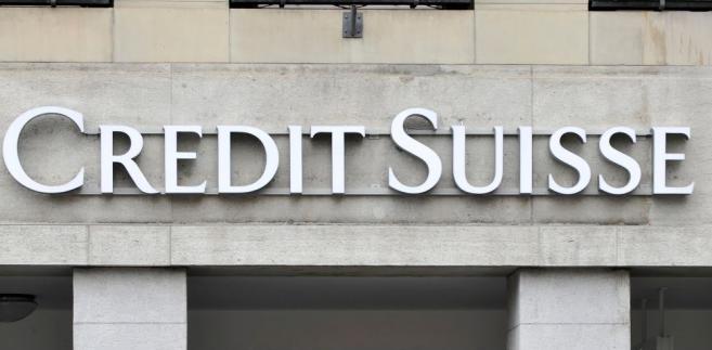 Szwajcarski bank Credit Suisse