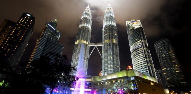 Kuala Lumpur, Malezja. Malezja osiagnie w przyszłym roku też prawie 5-procentowy wzrost PKB