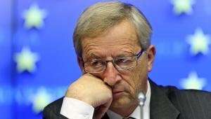 Obecny szef eurogrupy Jean-Claude Juncker
