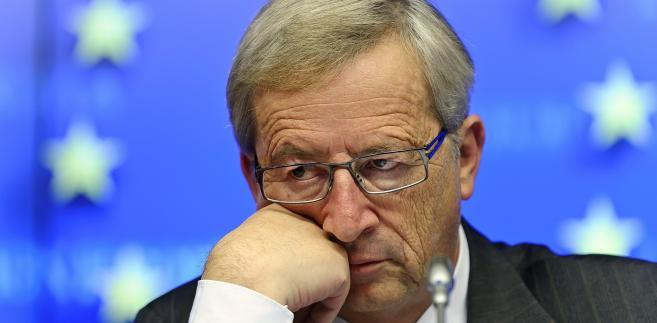 Szef eurogrupy Jean-Claude Juncker: Zaczyna się Wielki Strach