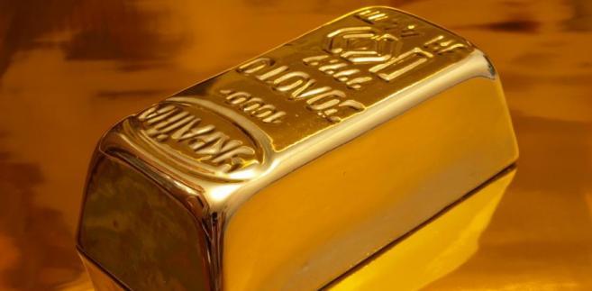 Złoto zyskuje na wartości