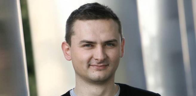 Łukasz Guza, dziennikarz Gazety Prawnej