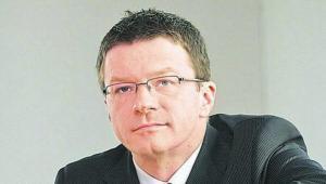 Arkadiusz Michaliszyn prawnik, partner w CMS Cameron McKenna