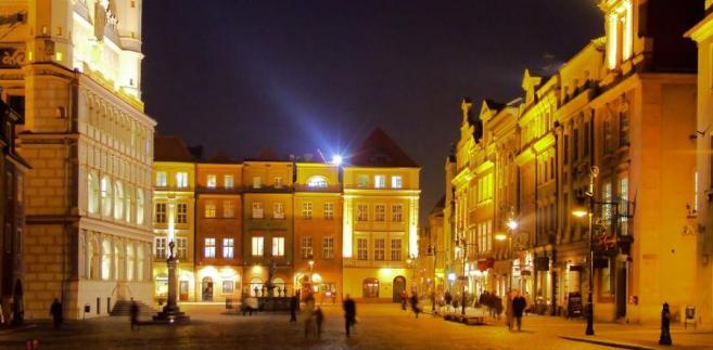 Stare miasto w Poznaniu. Fot. Shutterstock