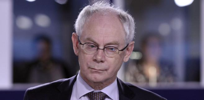 """""""Znamy bardzo dobrze wszystkie stanowiska, czerwone, nieprzekraczalne linie, żądania cięć i wydatków"""" - powiedział Van Rompuy"""
