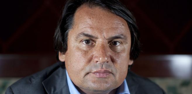 "Rosyjski ""król wódki"", miliarder Roustam Tariko"