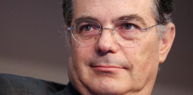 Prezes Narodowego Banku Węgier Andras Simor już niczemu się nie dziwi