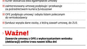 Nowe przepisy o OFE, które obowiązują od 1 I 2012 roku
