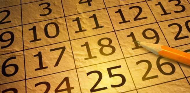 W przepisach ustawy nie odniesiono się do daty, a jedynie do dnia kończącego rok obrotowy