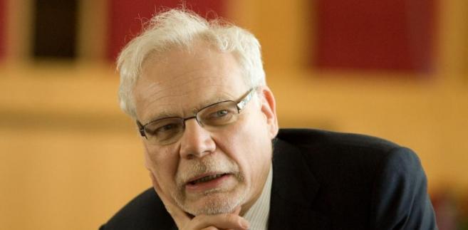 Prof. Marek Safjan. Fot. Marek Matusiak