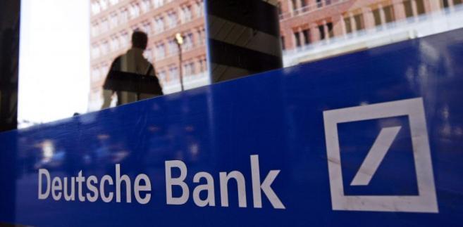 Deutsche Bank zakończył sesję na ponad 7-proc. plusach, podczas gdy z rana zniżkował nawet 9 proc., osiągając nowe historyczne minima poniżej 10 euro za akcję.