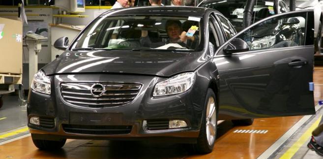 We wrześniu jest planowanych siedem dni przerwy w produkcji samochodów w fabryce Opla