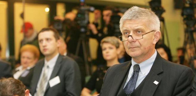 Szef NBP Marek Belka