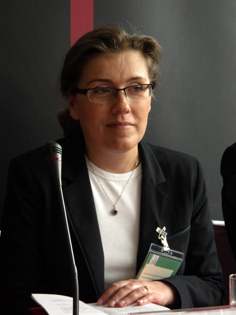 Prezes UOKiK Małgorzata Krasnodębska-Tomkiel
