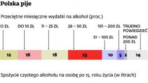 Polska pije
