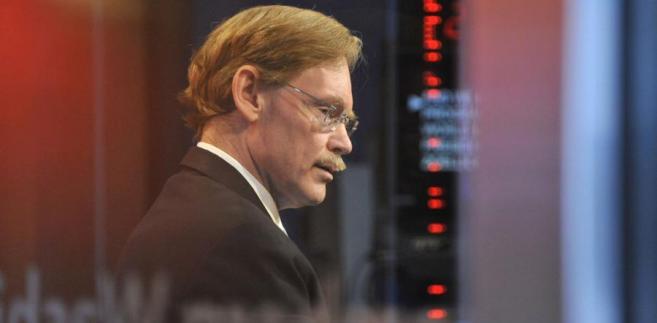 Robert Zoellick, szef Banku Światowego.