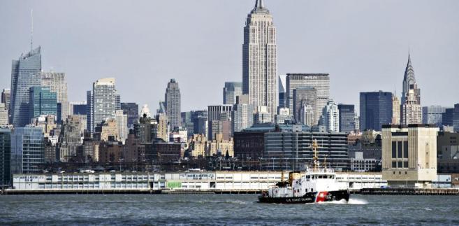 Nowy Jork - widok na Empire State Building. Fot. Bloomberg