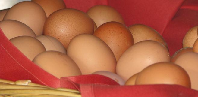 Jaja kur chowanych bez klatek też drożeją.