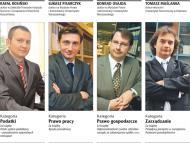 Złote Skrzydła 2009 Gazety Prawnej dla najlepszych młodych autorów książek specjalistycznych