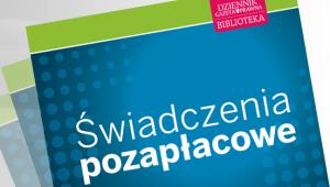 wiadczenia pozapacowe