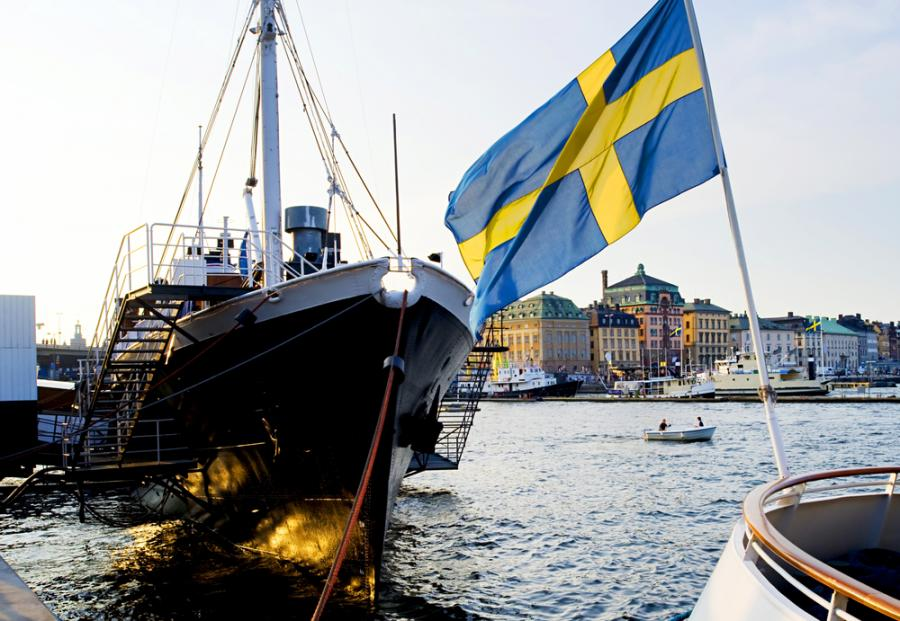 Sztokholm, Szwecja, fot. joyfull