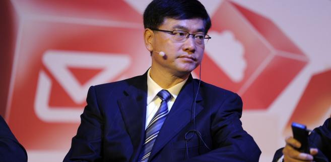Prezes China Mobile Li Yue