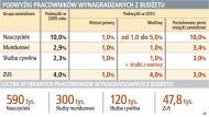 Na jakie podwyżki w <strong>2010</strong> roku mogą liczyć pracownicy sfery budżetowej
