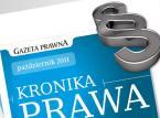 Kronika Prawa październik 2011