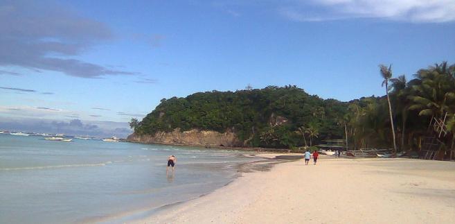 Plaża Boracay, Filipiny