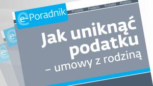 Jak unikn podatku - umowy z rodzin
