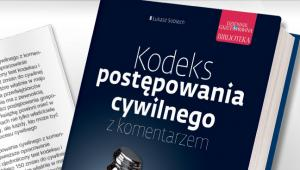 Kodeks postpowania cywilnego z komentarzem