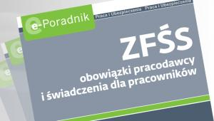 ZFS obowizki pracodawcy i wiadczenia dla pracownikw