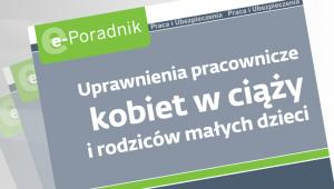 Uprawnienia pracownicze kobiet w ciy i rodzicw maych dzieci