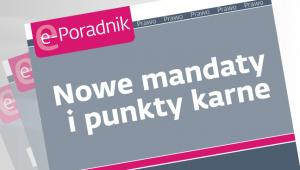 Nowe mandaty i punkty karne