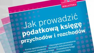 Jak prowadzi podatkow ksig przychodw i rozchodw