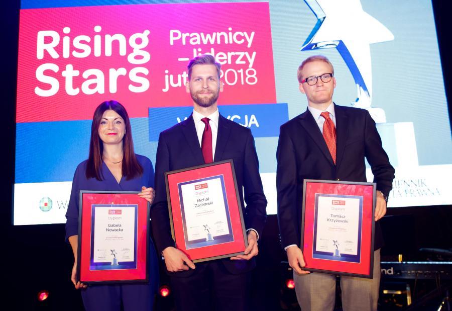 Rising Stars laureaci