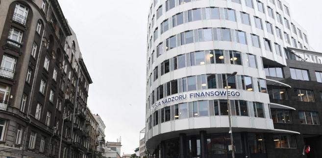 Nowak zwracał uwagę, że dofinansowanie procesu przejmowania przez BFG - jako pomoc publiczna - będzie wymagać notyfikacji Komisji Europejskiej.
