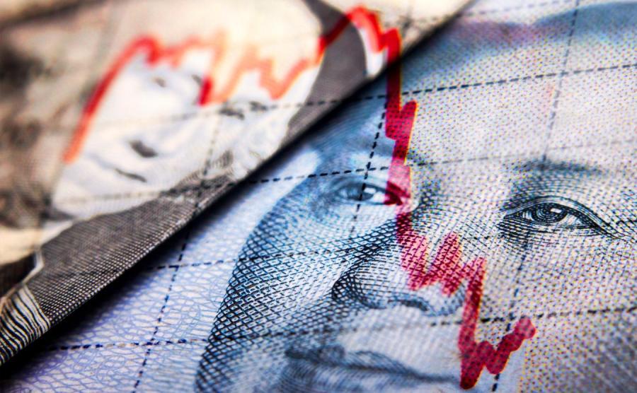 Amerykański dolar i chiński juan
