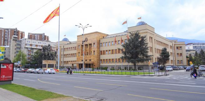 Macedonia: Parlament przegłosował poprawkę zmieniającą nazwę państwa