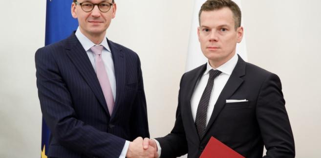 Jacek Jastrzębski, fot. Kancelaria Premiera