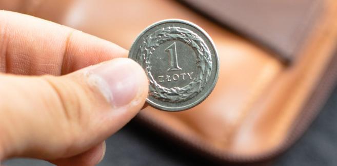 Złoty umacnia się jedynie do szwajcarskiego franka