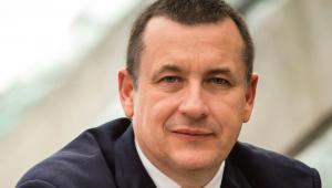 Henryk Baranowski prezes PGE Polskiej Grupy Energetycznej, największego producenta energii elektrycznej w Polsce