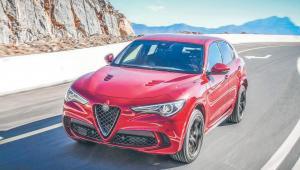 Alfa Romeoomeo Stelvio quadrifoglio